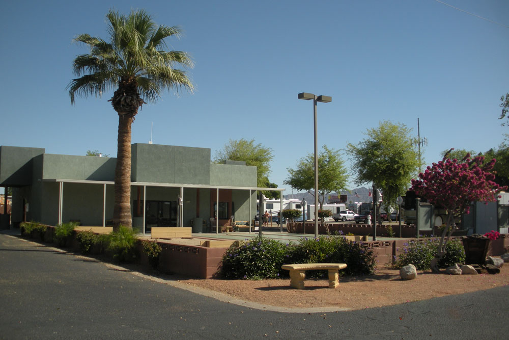 Passport America Site Seers Blue Sky RV Resort Yuma AZ Passport America Participating Park