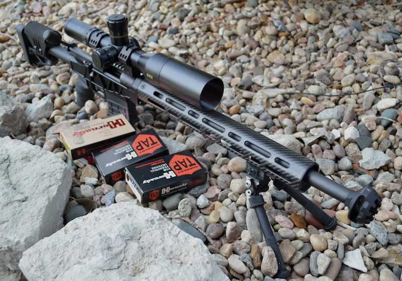 XLR Industries Tactical Lite Carbon Remington 700 Chassis Review