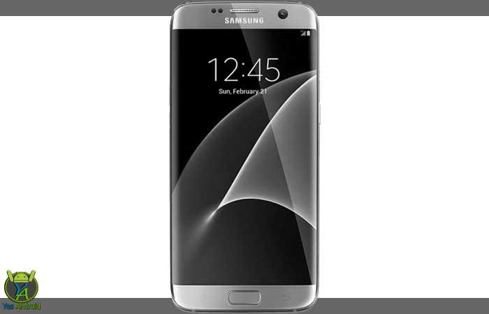 G935FXXU1DQIA (7.0 Nougat) | Galaxy S7 edge SM-G935F