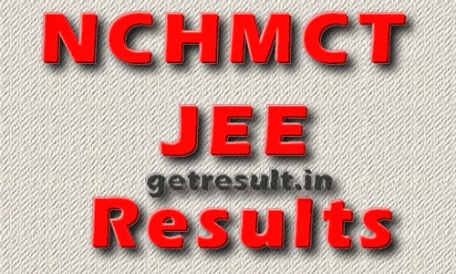 NCHMCT JEE Results 2015