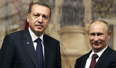 Erdogan akan bertemu Putin di Rusia pada 9 Agustus