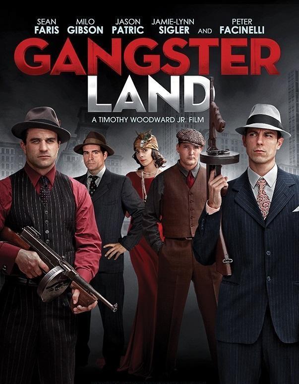 Gangster Land [2017] [DVDR] [NTSC] [Latino]