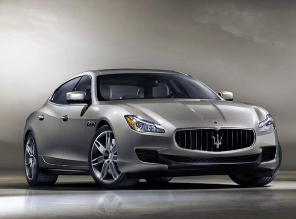 2013 Maserati Quattroporte World Full Of Art