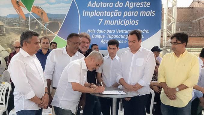 No Agreste Meridional, Humberto afirma que Bolsonaro é ameaça ao povo de Pernambuco
