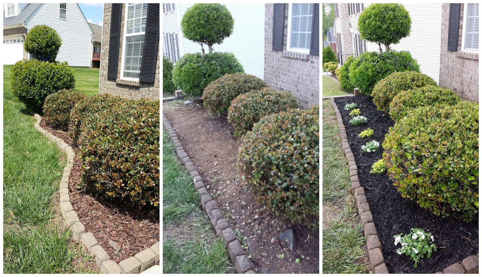Brand-new FOCAL POINT STYLING: Weekend Gardening: Landscaping Improvements  RY26