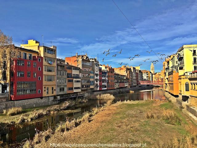 Pontes do rio Onyar, Girona