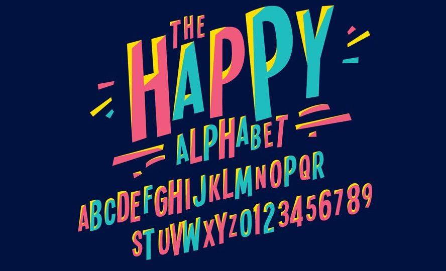 Jenis Font Terbaik Untuk Desain Grafis