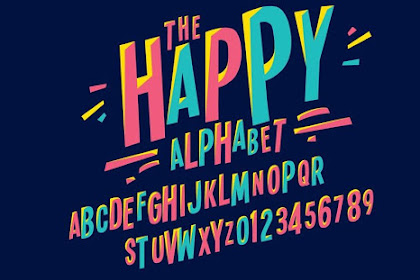 10 Jenis Font Terbaik Untuk Desain Grafis