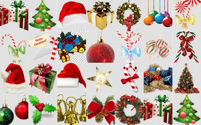 28 Imágenes Png Para Decorar Tus Fotos En Esta Navidad