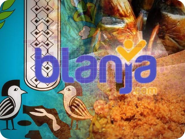 Pemerintah Biak Numfor Pasarkan Ikan, Sagu dan Abon di Blanja.com