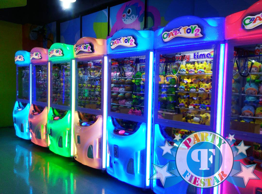 Claw Machine Rental
