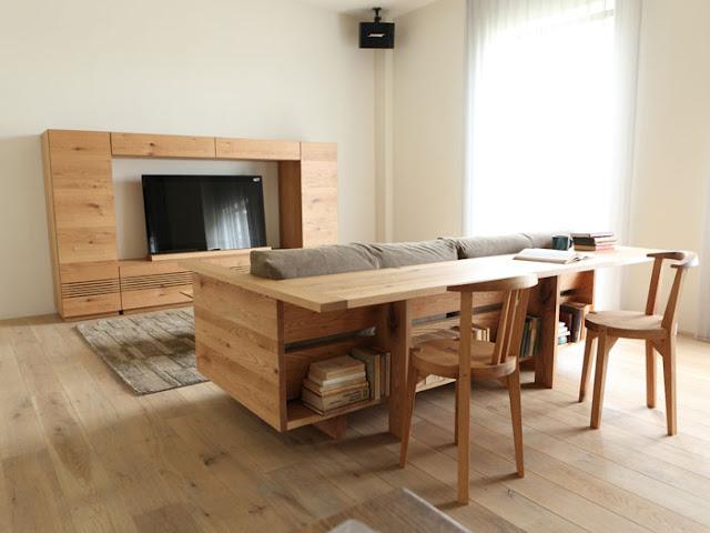 дизайнерский диван в гостинную - фото 2