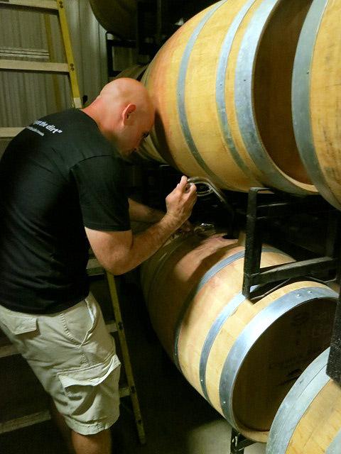 Barrel Sampling with Chris Protonentis