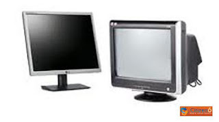 Monitor tv LCD dan tv LED