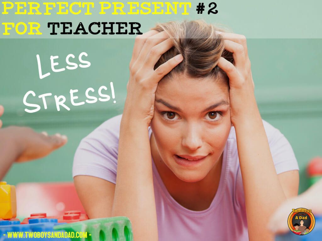 teachers want less stress