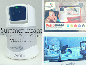 Summer Infant Panorama Digital Colour Video Monitor review