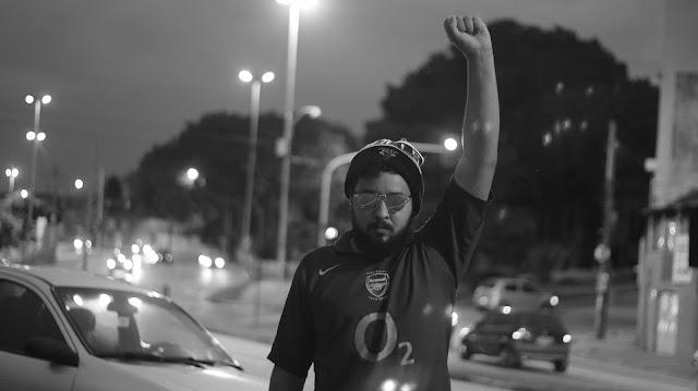 """""""Black Panthers Vive"""" é o novo clipe do Guilo MC"""