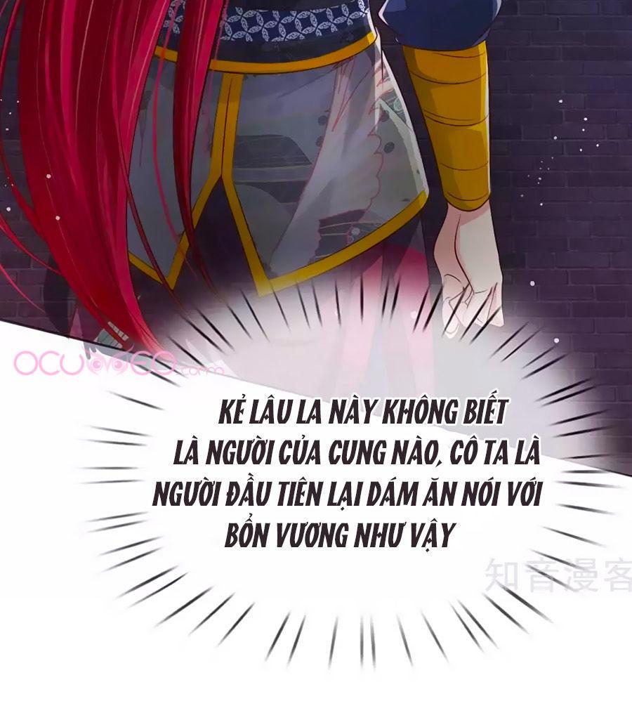 Ôn Nhu Bạo Quân: Nhiếp Chính Vương Gia Quá Hung Mãnh chap 19 - Trang 20