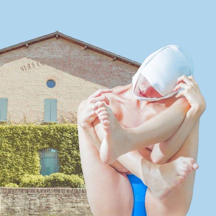 Между традиционным и цифровым искусством. Dayana Montesano (фотограф)