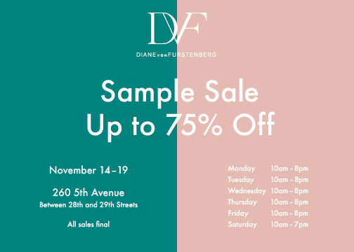 828d8eb54f5 fashionably petite  DVF Sample Sale - 11 14 - 11 19 16