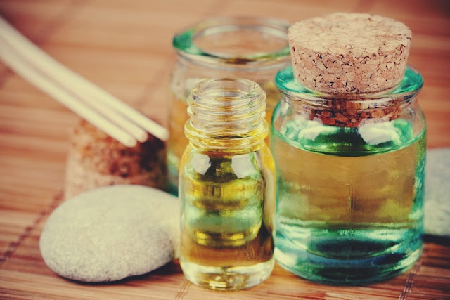 Déodorant aux huiles essentielles