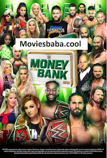 WWE Money In The Bank (2019) 19th May 2019 Complete Episode HDTV 480p