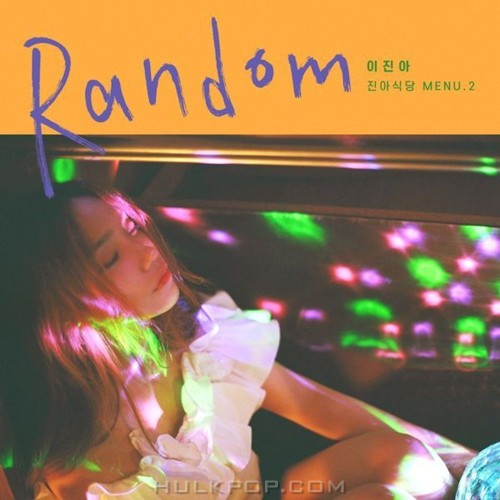 Lee Jin Ah – RANDOM – EP