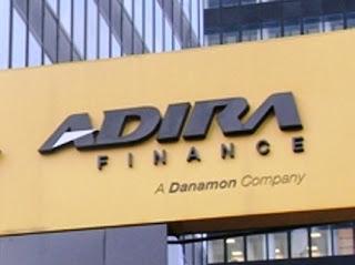 no. kontak telpon, fax Adira Finance yang berlokasi di wilayah Banten