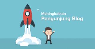 cara meningkatkan traffic diblog