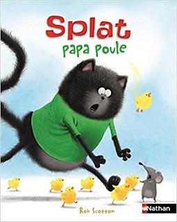 Splat Papa Poule de Rob Scotton PDF