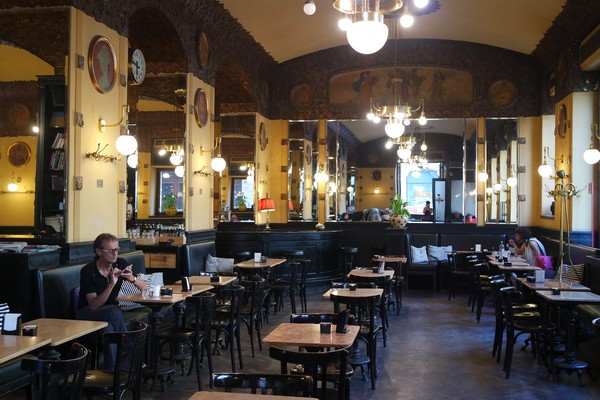italie trieste liberty cafe san marco