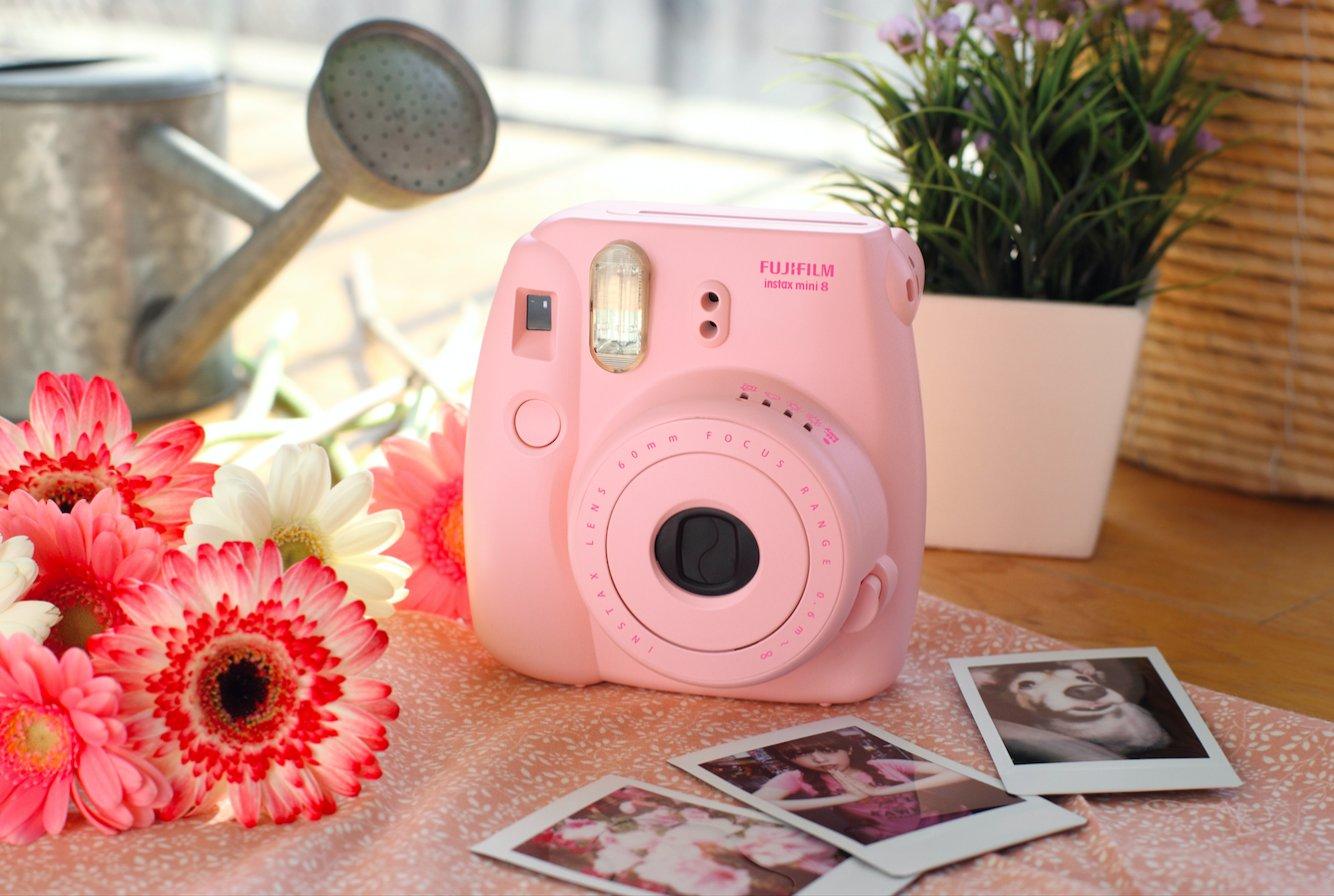 Instax Mini 8 Pic C O Fujifilm India