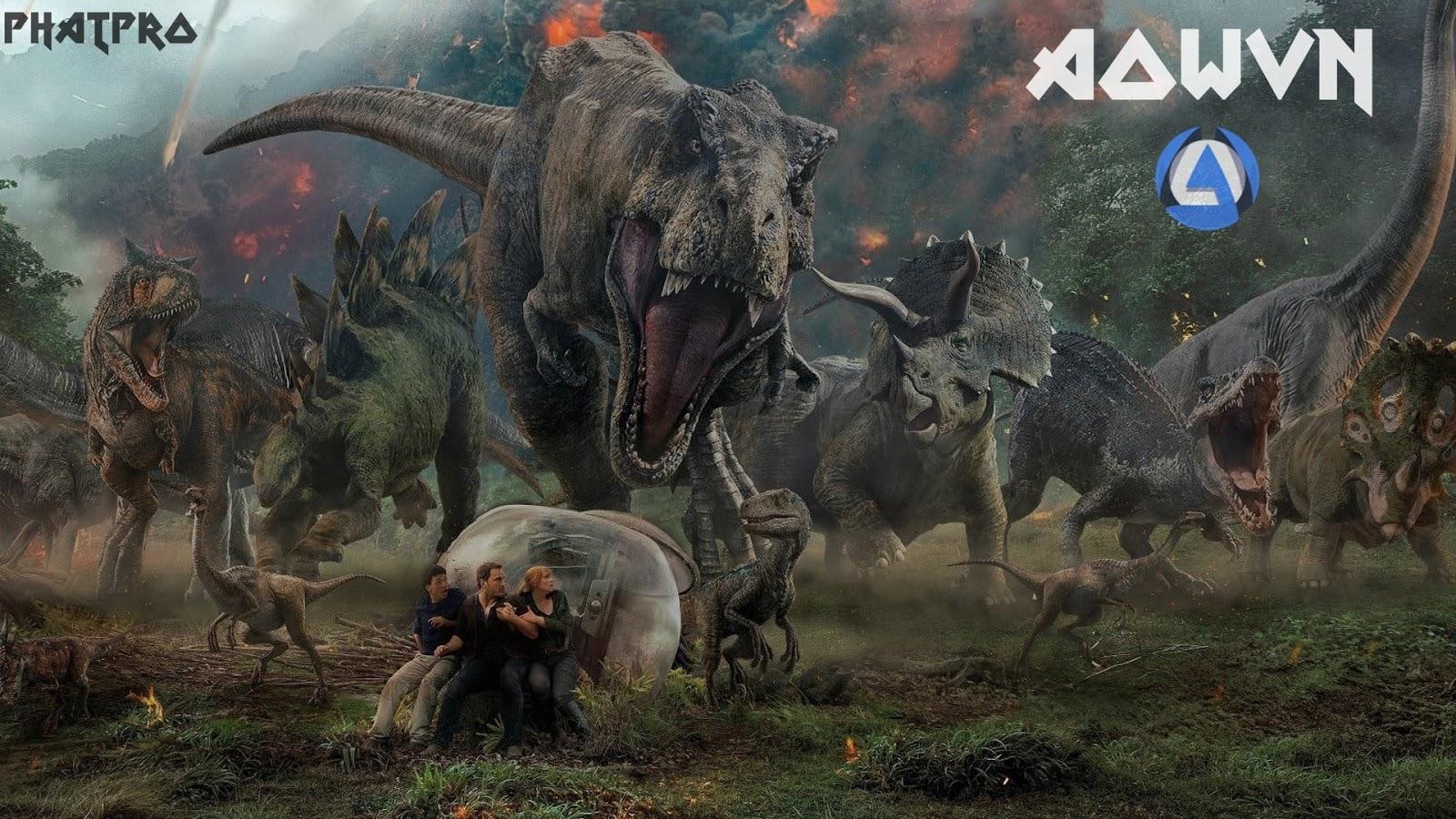 Jura%2B5%2B %2BPhatpro min - [ Phim 3gp Mp4 ] Tổng Hợp 5 Phần Jurassic Park + Jurassic World HD-BD | Vietsub - Bom Tấn Mỹ Siêu Hay