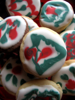 Dec new+211a Decorated Sugar Cookies