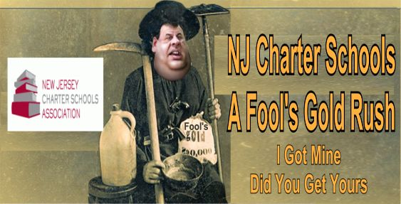 Image result for NJ Charter Schools - A Fool's Gold Rush: