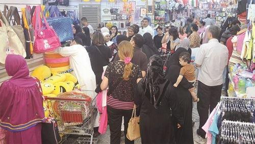 تجار العريش يستغلون العملية العسكرية في سيناء