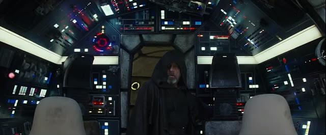 Star Wars - Episodio VIII - Los últimos Jedi - Cine fantástico - el fancine: pelis TOP25 en 2017 - ÁlvaroGP - el troblogdita - Social Media - SEO