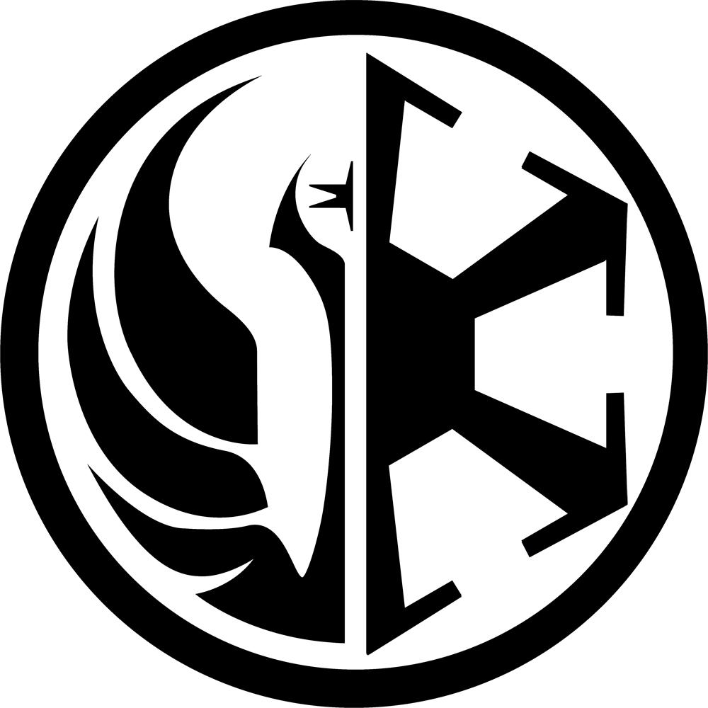 STAR WARS: The Old Republic - SWTOR Republic/Empire Icon(Logo)  STAR WARS: The ...