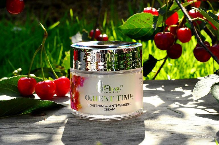 Orient Time Napinająco-przeciwzmarszczkowy krem na dzień Ava Laboratorium