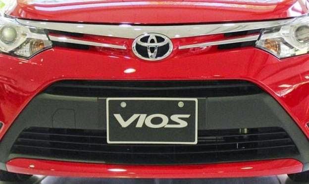 """vios 2015 toyota tan cang 31 - Đánh giá Toyota Vios 2015 """"Tiết kiệm mà bền bỉ"""" - Muaxegiatot.vn"""