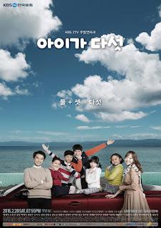 SINOPSIS Five Enough/ Five Children Lengkap Episode 1- Terakhir