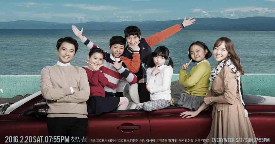 SINOPSIS Five Enough/ Five Children Lengkap Episode 1- Terakhir