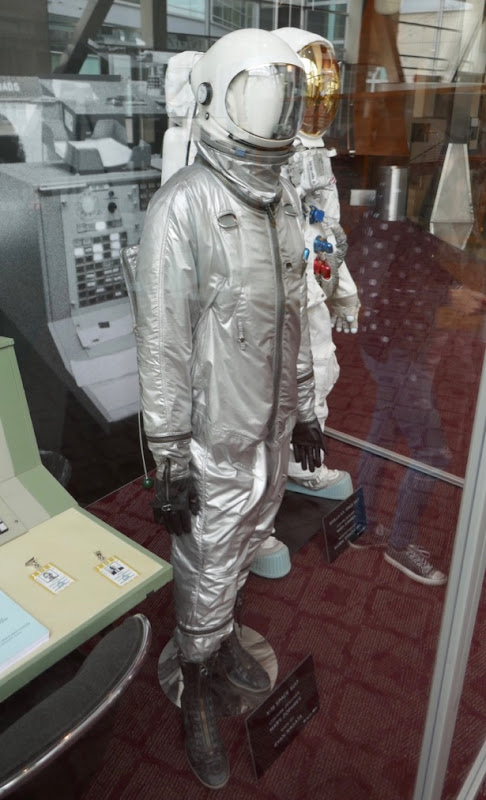 First Man Neil Armstrong X-15 spacesuit