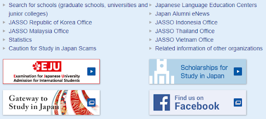 Japan Scholarships All