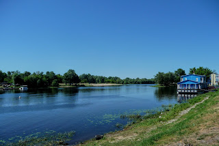 Пинск. Река Пина