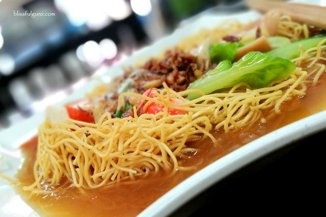 Penang Crispy Noodles
