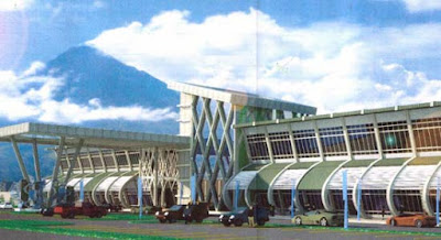 Completion of Bicol International Airport Delayed to August 2018