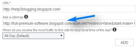 Sitemap Submit In MSN
