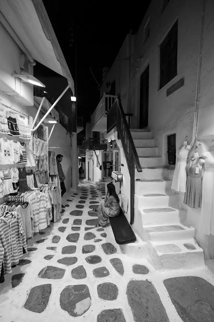 Mykonos town-Mykonos