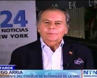"""""""Pensar que hay garantías reales con una narcotiranía es realmente absurdo"""": expresidente del Consejo de Seguridad de la ONU sobre régimen venezolano"""